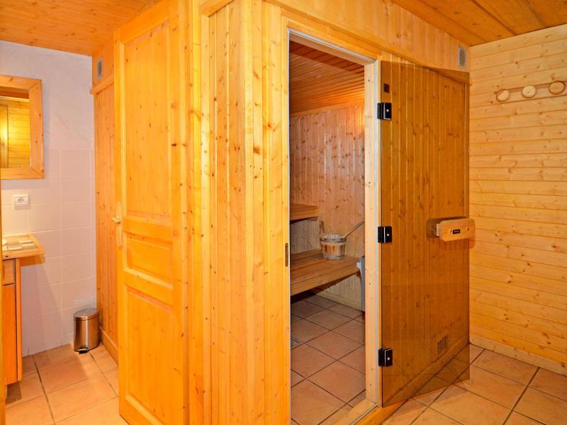 Vacanze in montagna Chalet Grand Arbet - Champagny-en-Vanoise - Sauna