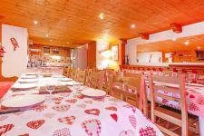 Vacances en montagne Chalet Grand Arbet - Champagny-en-Vanoise - Table