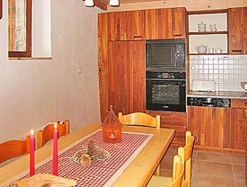 Vacances en montagne Chalet Grand Massif - Morillon - Salle à manger