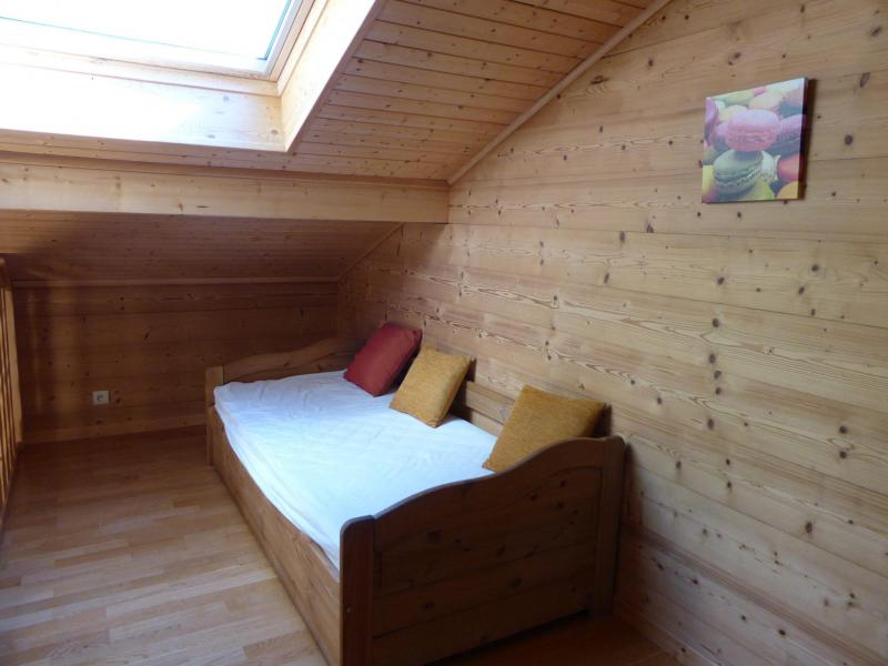 Holiday in mountain resort 4 room mezzanine chalet 6 people - Chalet Granier - Saint Gervais