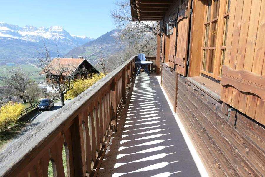 Urlaub in den Bergen Chalet Granier - Saint Gervais
