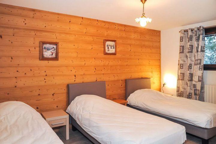Vacaciones en montaña Apartamento 3 piezas para 5 personas (BOUDE) - Chalet Grillet Gilbert - Châtel