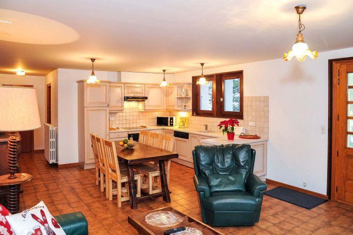 Vacaciones en montaña Apartamento 3 piezas para 5 personas (BOUDE) - Chalet Grillet Gilbert - Châtel - Alojamiento