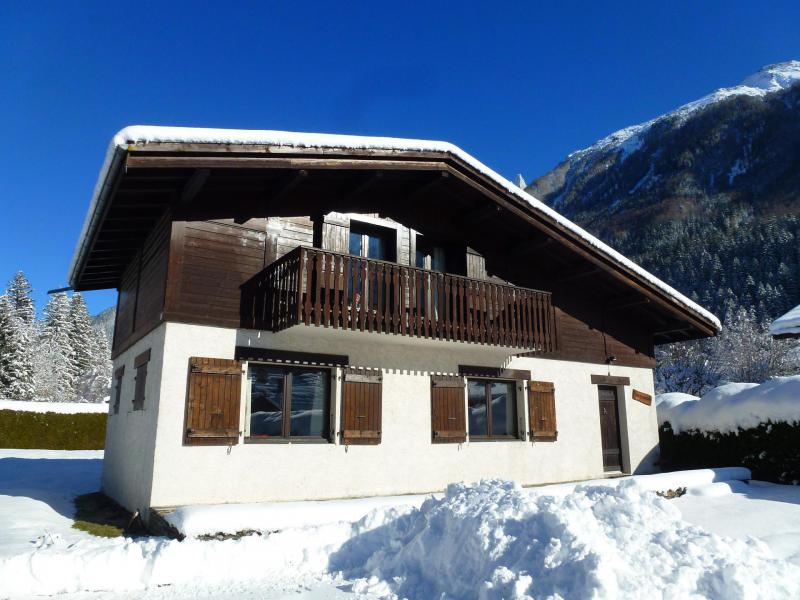 Holiday in mountain resort Chalet Griotte - Chamonix