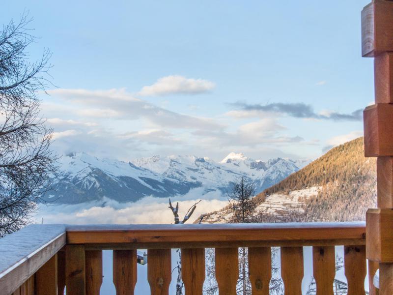 Vacances en montagne Chalet Harmonie - La Tzoumaz - Logement