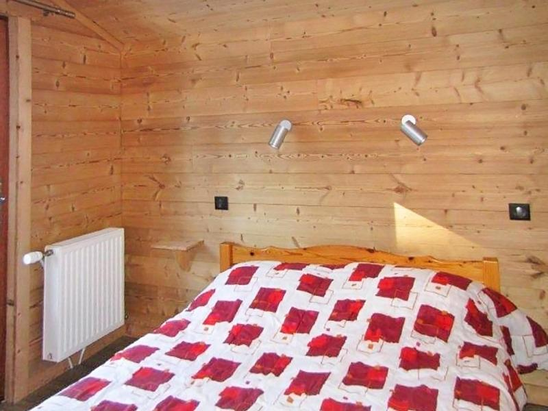 Holiday in mountain resort Chalet Haute-Savoie - Morillon - Bedroom