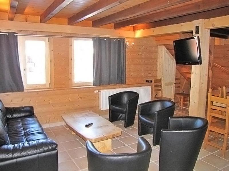 Vacaciones en montaña Chalet Haute-Savoie - Morillon - Estancia