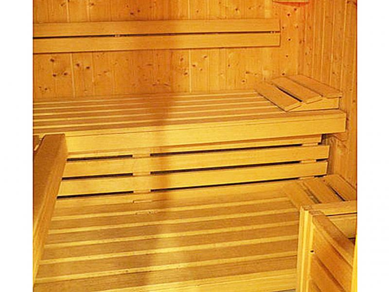 Holiday in mountain resort Chalet Haute-Savoie - Morillon - Sauna
