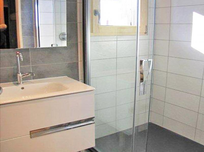 Holiday in mountain resort Chalet Haute-Savoie - Morillon - Shower room