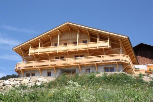 Vacaciones en montaña Chalet Histoire - Les Saisies - Verano