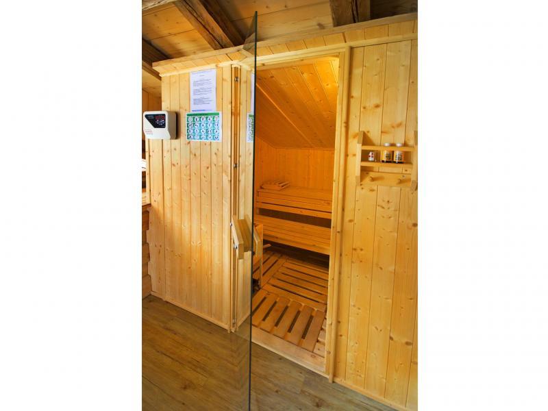 Vacanze in montagna Chalet Honoré - Peisey-Vallandry - Sauna