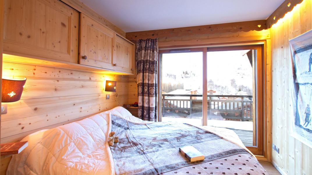 Vacances en montagne Chalet Husky - Les 2 Alpes - Chambre