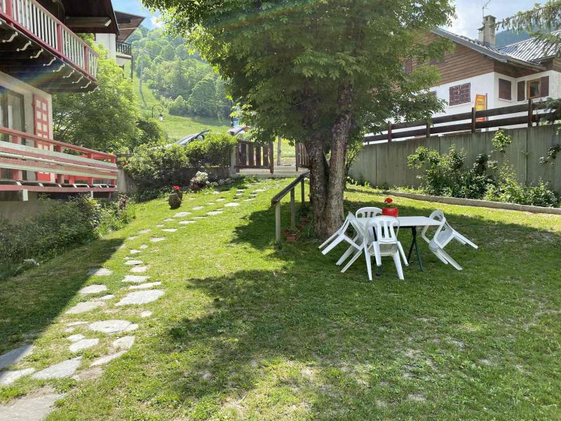 Holiday in mountain resort 3 room apartment 6 people - Chalet Ickory - Valloire - Summer outside