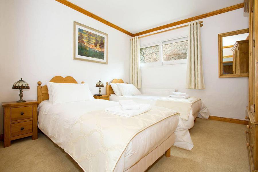 Vacances en montagne Chalet Iona - Méribel - Chambre