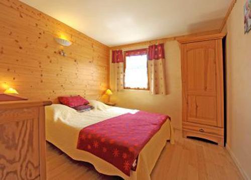 Vacances en montagne Appartement 4 pièces 6 personnes - Chalet Iris - Saint Martin de Belleville - Chambre