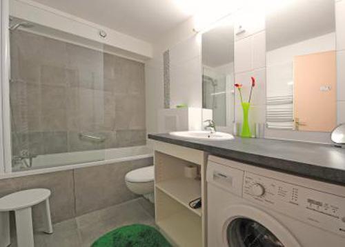 Vacances en montagne Appartement 4 pièces 6 personnes - Chalet Iris - Saint Martin de Belleville - Salle de bains