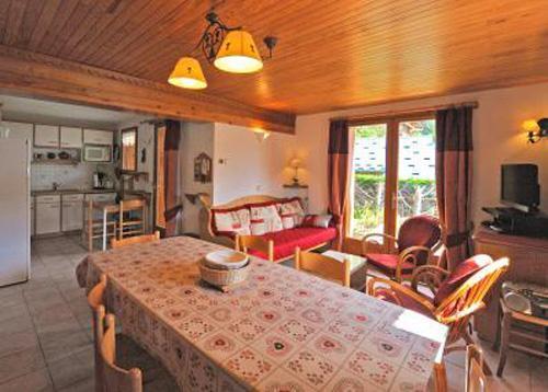 Vacances en montagne Appartement 4 pièces 6 personnes - Chalet Iris - Saint Martin de Belleville - Table