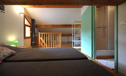Vacances en montagne Appartement duplex 3 pièces 5 personnes - Chalet Iris - Saint Martin de Belleville - Mezzanine