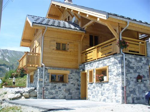 Chalet jardin d 39 hiver la toussuire location vacances ski - Chalet le jardin d hiver la toussuire ...