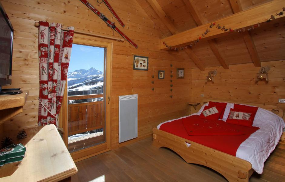 Vacanze in montagna Chalet Jardin d'Hiver - La Toussuire - Camera