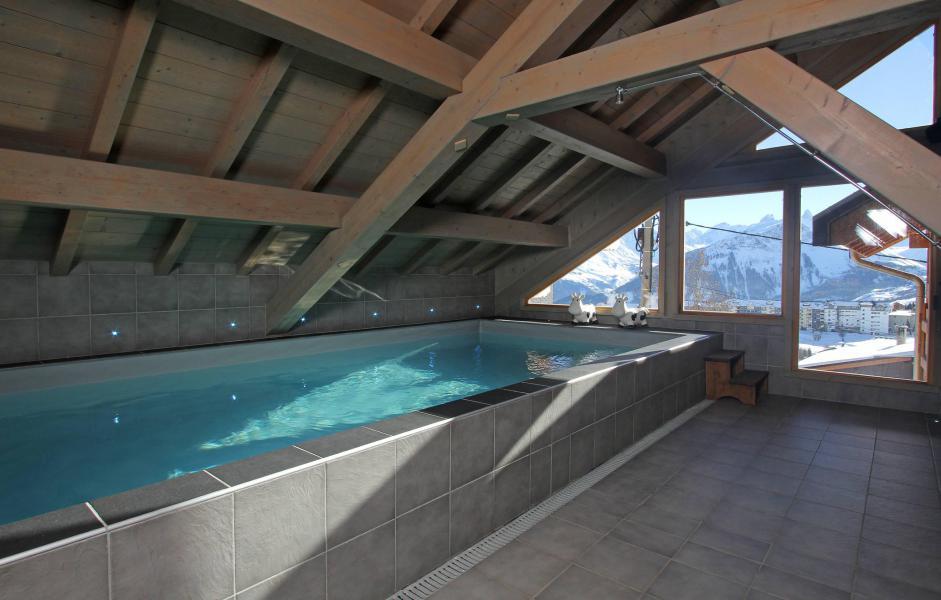 Vacanze in montagna Chalet Jardin d'Hiver - La Toussuire