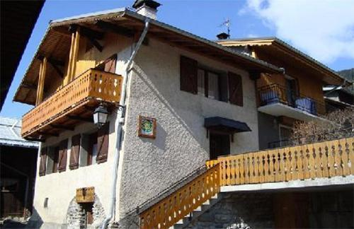 Holiday in mountain resort Chalet Joly - Champagny-en-Vanoise - Summer outside