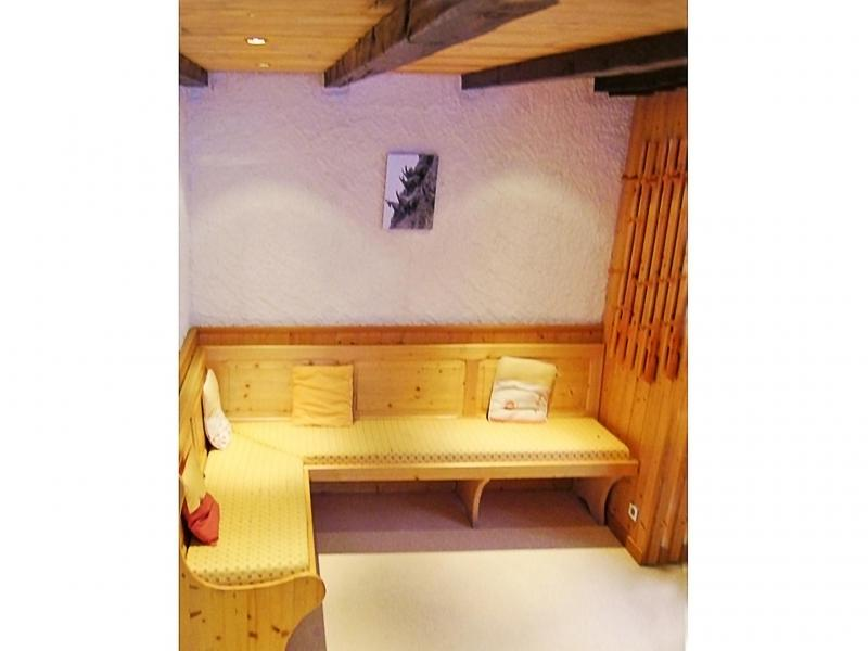 Holiday in mountain resort Chalet Joly - Champagny-en-Vanoise - Bench seat