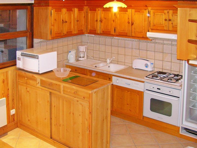 Vacances en montagne Chalet Joly - Champagny-en-Vanoise - Cuisine