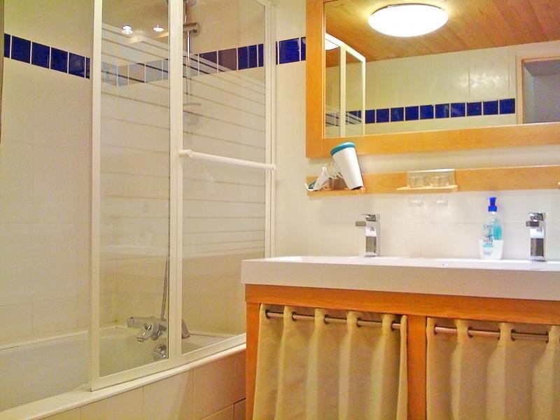 Vacances en montagne Chalet Joly - Champagny-en-Vanoise - Salle de bains