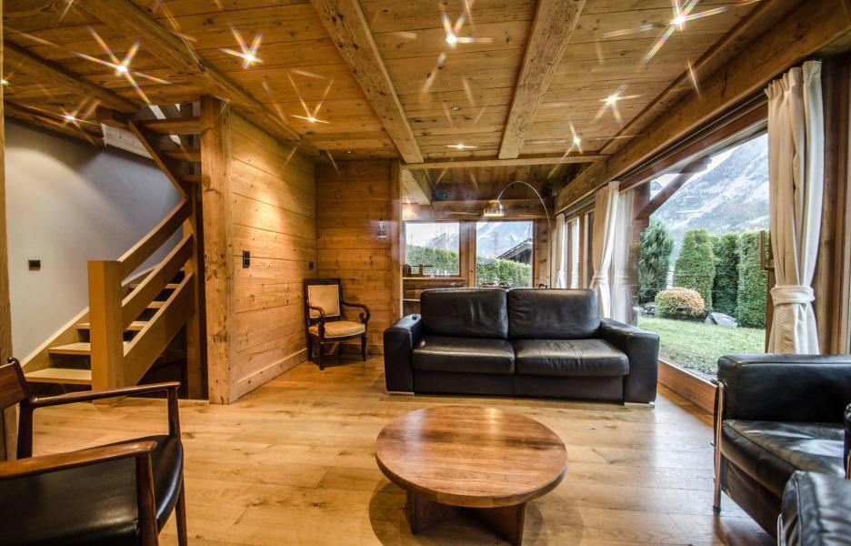 Location au ski Chalet duplex 3 pièces 4 personnes - Chalet June - Chamonix - Extérieur été