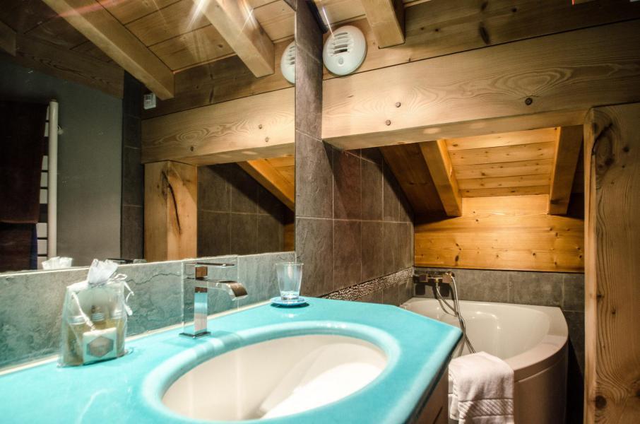 Vacances en montagne Chalet duplex 3 pièces 4 personnes - Chalet June - Chamonix - Logement