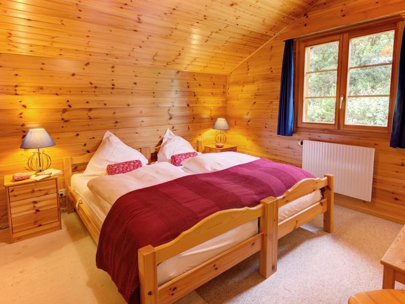 Holiday in mountain resort Chalet Karibu - Thyon - Bedroom