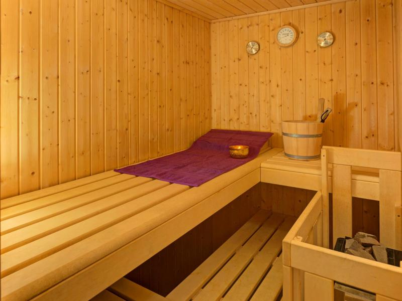 Vacanze in montagna Chalet Krokus - Thyon - Sauna