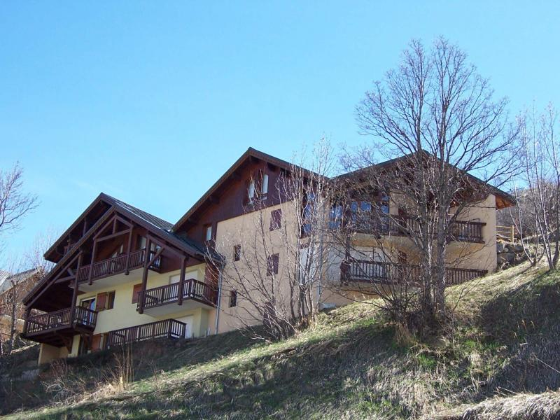Holiday in mountain resort Chalet l'Alp du Pontet - Valloire - Summer outside