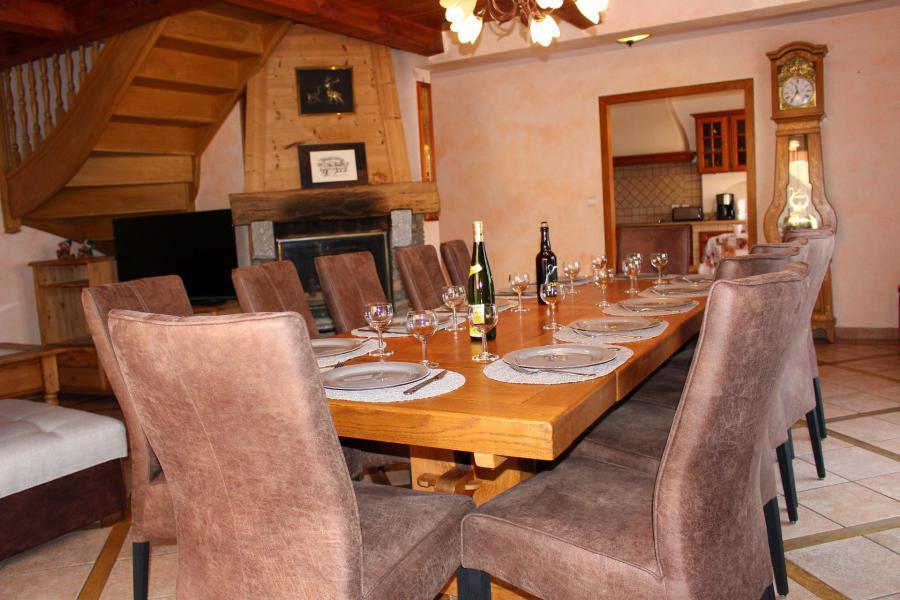 Urlaub in den Bergen 6-Zimmer-Appartment für 12 Personen (LEPARPAILLON) - Chalet l'Ancolie - Valloire