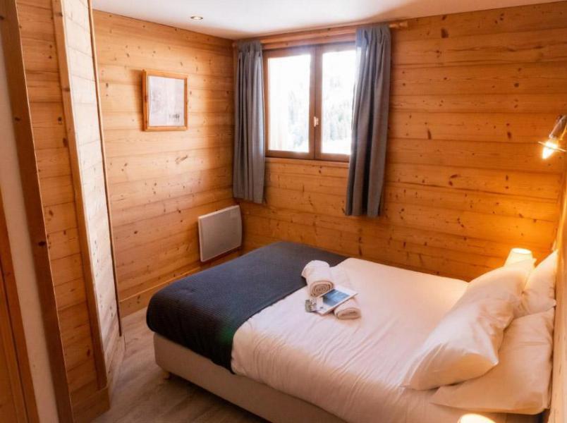 Vacances en montagne Chalet  L'Arclusaz - Méribel-Mottaret - Chambre