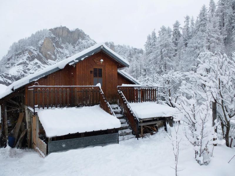 Vakantie in de bergen Chalet l'Edelweiss - Valloire