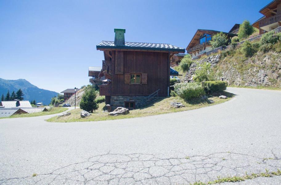 Location au ski Chalet l'Eglantine - Les Saisies - Extérieur été