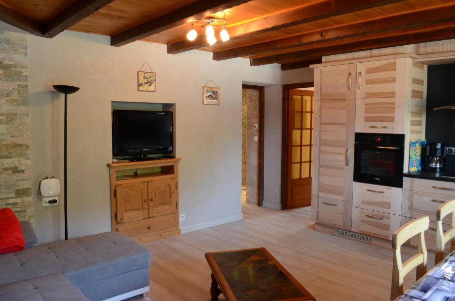 Vacaciones en montaña Apartamento 3 piezas para 7 personas (5) - Chalet l'Epicéa - Châtel