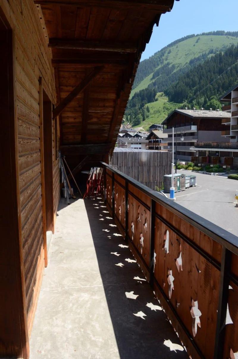 Vacaciones en montaña Apartamento dúplex 4 piezas 9 personas (4) - Chalet l'Epicéa - Châtel