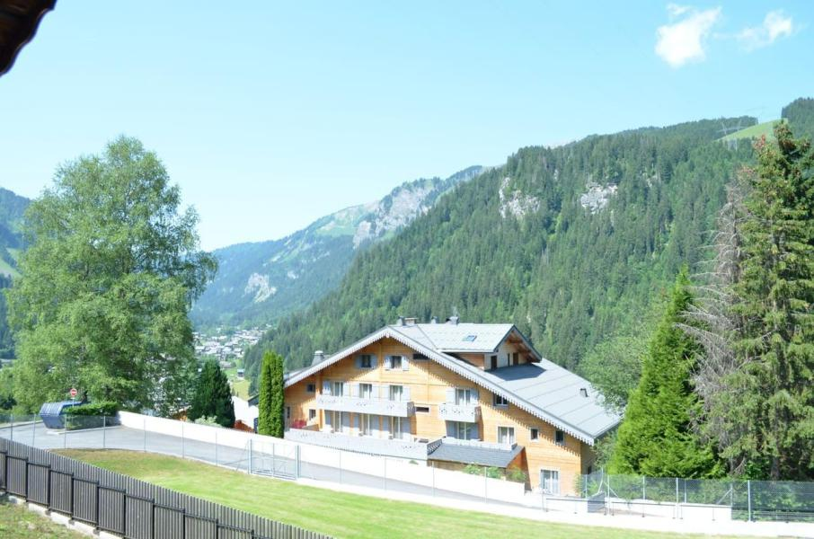 Vacaciones en montaña Apartamento 3 piezas para 6 personas (1) - Chalet l'Epicéa - Châtel - Verano
