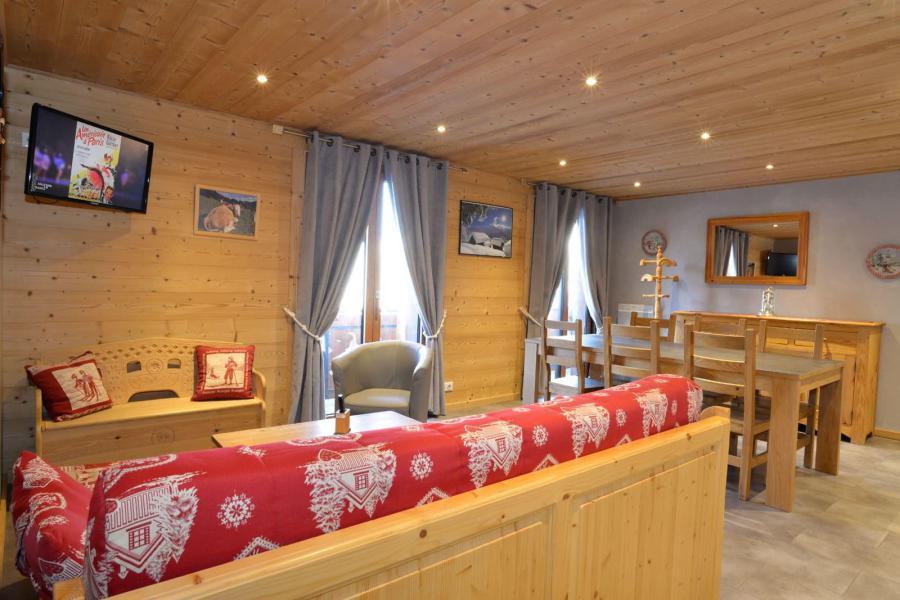 Vacaciones en montaña Apartamento 3 piezas para 6 personas (2) - Chalet l'Epicéa - Châtel