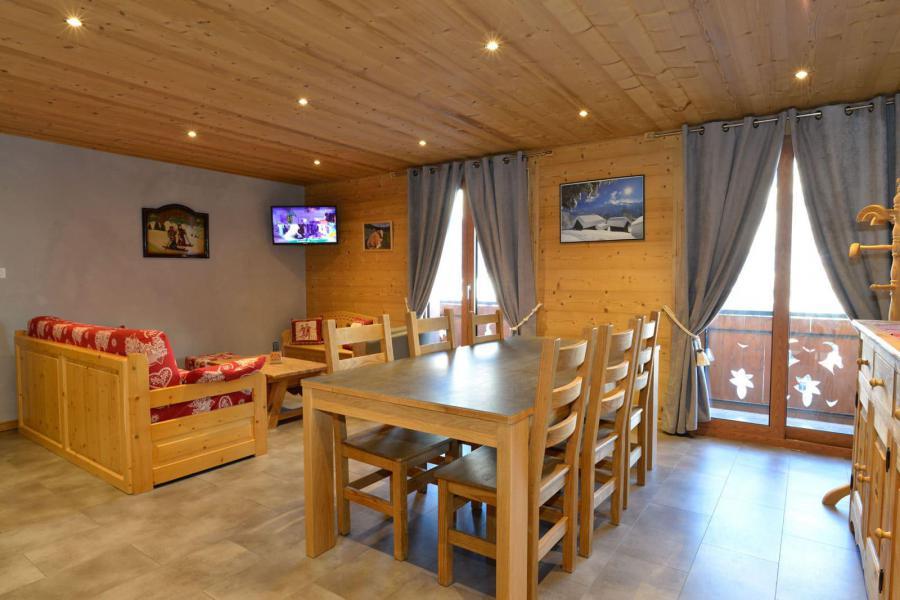 Wakacje w górach Apartament 3 pokojowy 6 osób (2) - Chalet l'Epicéa - Châtel