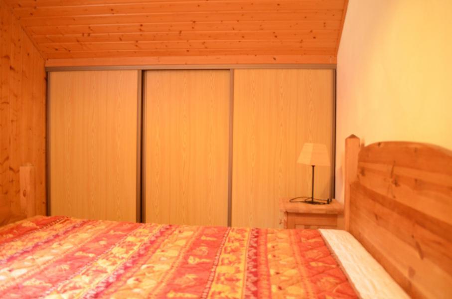 Vacaciones en montaña Apartamento 3 piezas para 6 personas (1) - Chalet l'Epicéa - Châtel - Cama armario para 2 personas