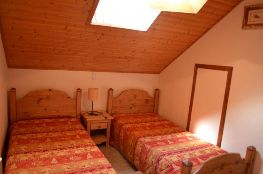 Vacaciones en montaña Apartamento 3 piezas para 6 personas (1) - Chalet l'Epicéa - Châtel - Cama individual