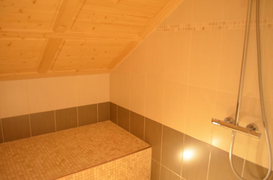 Vacaciones en montaña Apartamento 3 piezas para 6 personas (1) - Chalet l'Epicéa - Châtel - Cuarto de baño con ducha