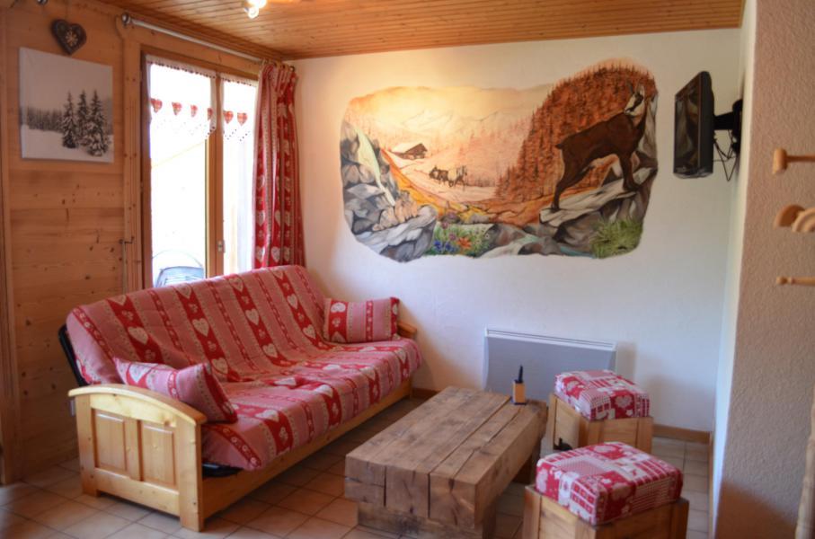 Vacaciones en montaña Apartamento 3 piezas para 6 personas (1) - Chalet l'Epicéa - Châtel - Estancia