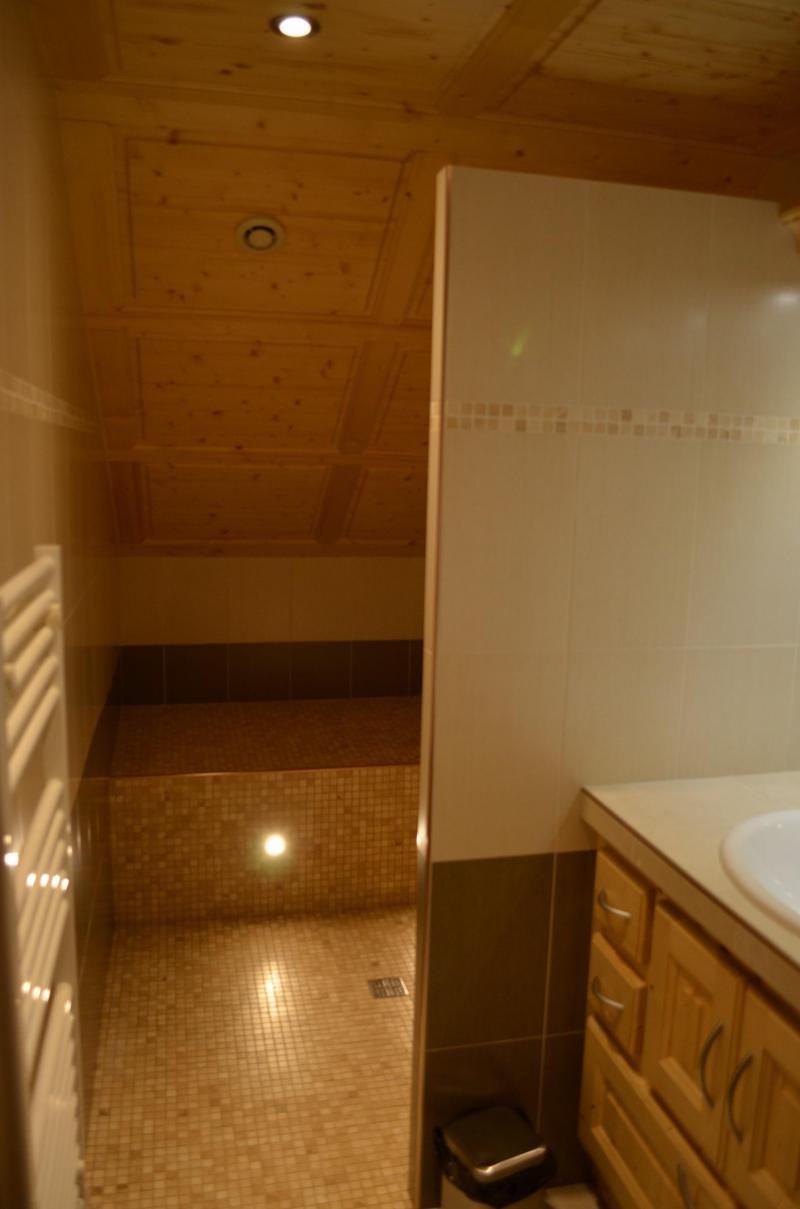 Vacaciones en montaña Apartamento 3 piezas para 6 personas (1) - Chalet l'Epicéa - Châtel - Lavabo