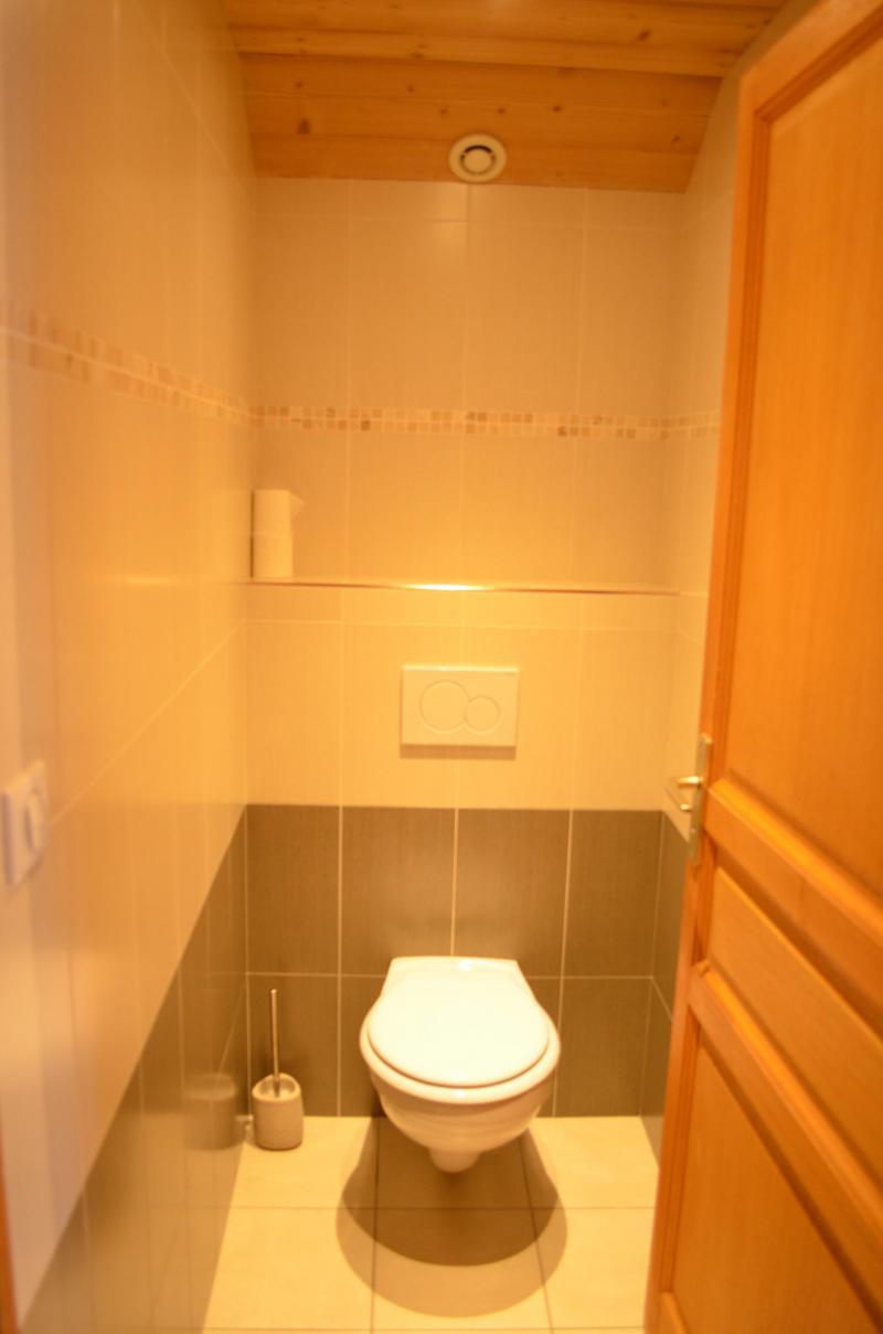 Vacaciones en montaña Apartamento 3 piezas para 6 personas (1) - Chalet l'Epicéa - Châtel - WC