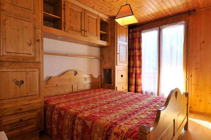 Vacaciones en montaña Apartamento 3 piezas para 6 personas (2) - Chalet l'Epicéa - Châtel - Cama doble